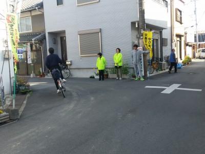 登下校中の注意箇所について(加古川西高校周辺)