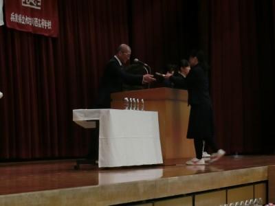 平成30年度 校花賞授与式